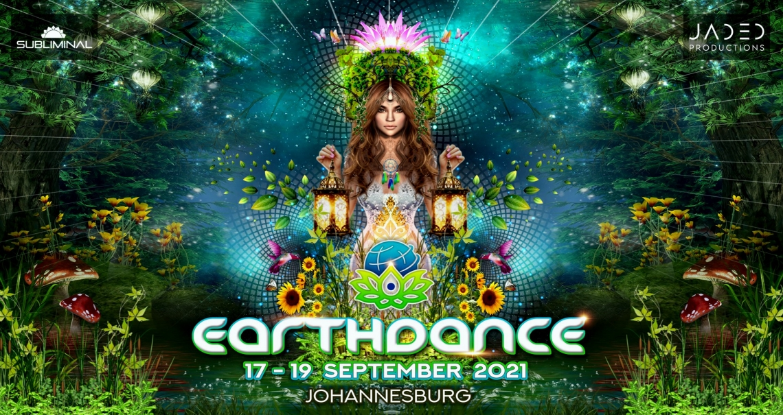 Earthdance JHB 2021
